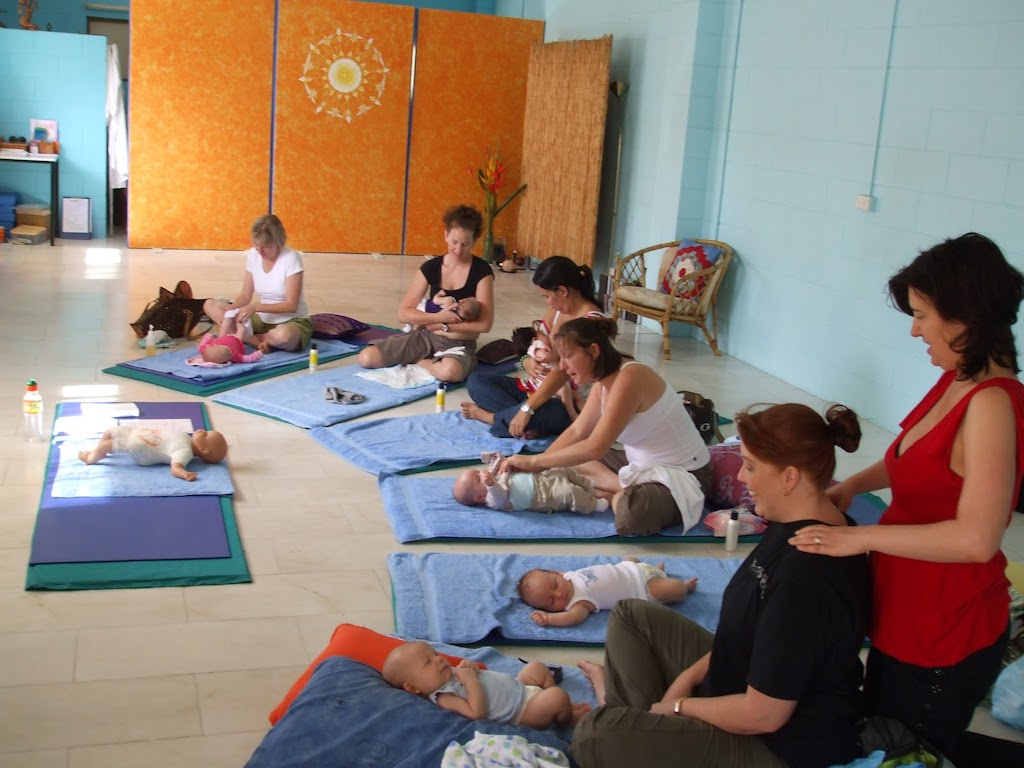 Atherton Baby Massage Classes