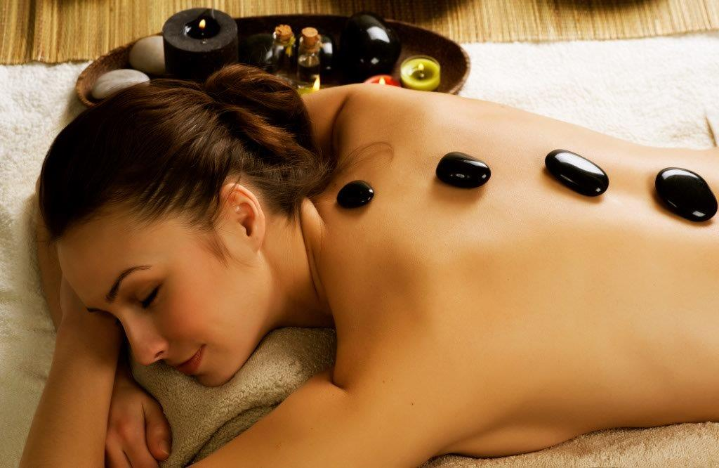 Atherton Spa Hot Stones Massage
