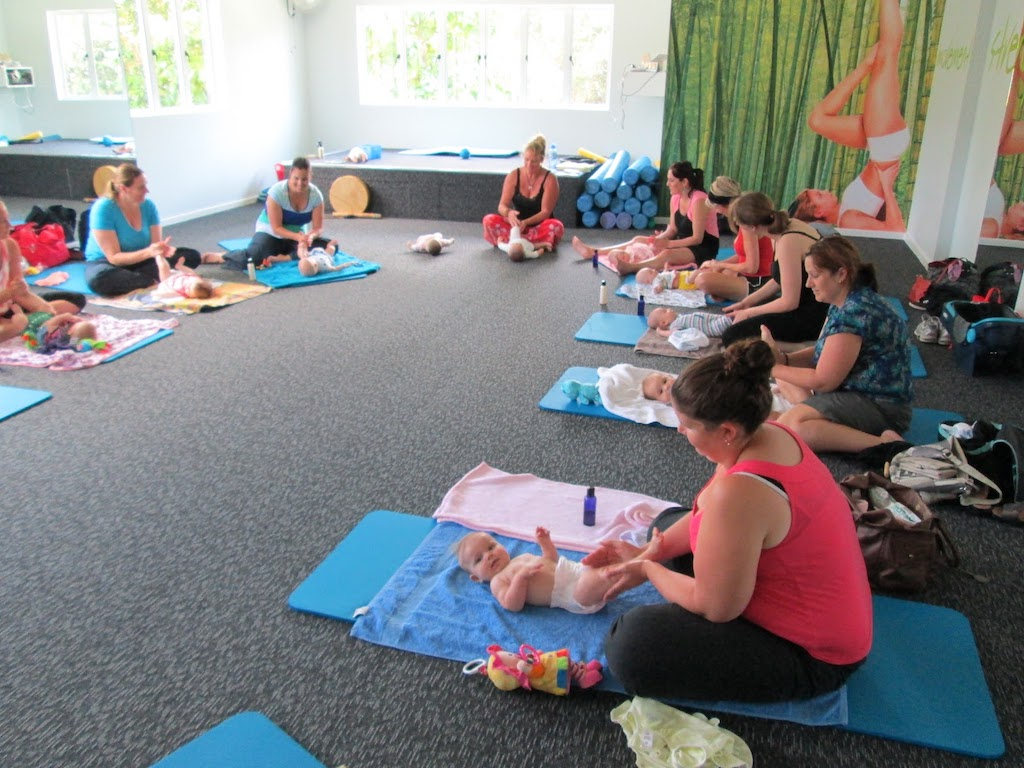 baby massage group classes